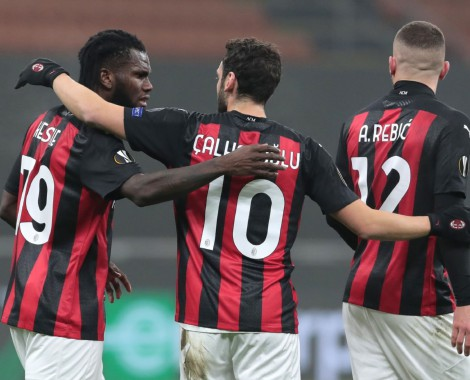 Milan 4-2 Celtic (VİDEO)