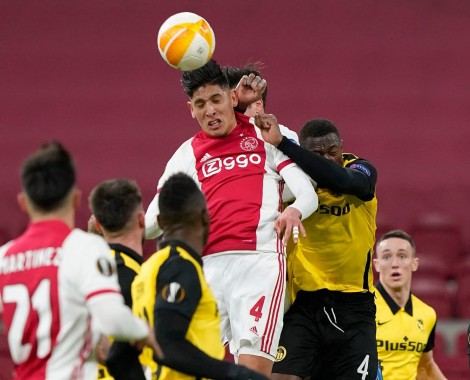 Ajax 3-0 Young Boys (VİDEO)