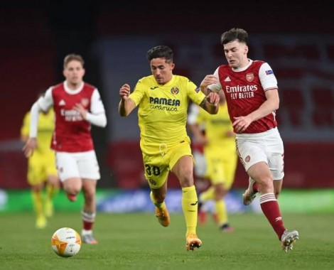 Arsenal 0-0 Villarreal (VİDEO)
